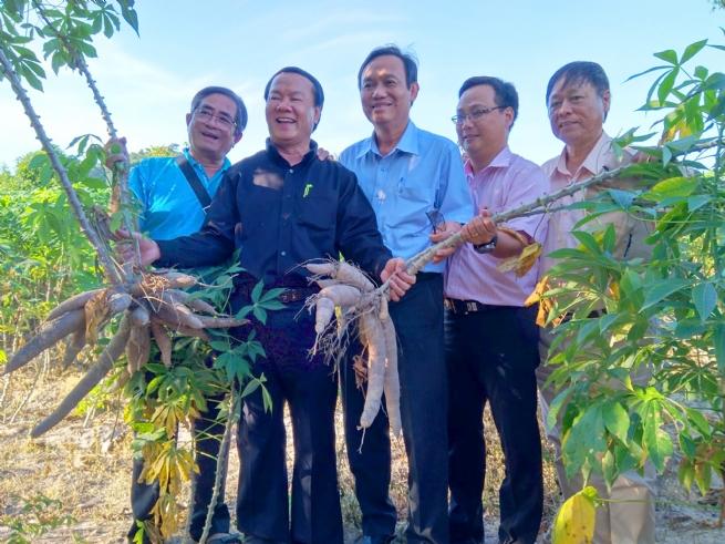 Bước đột phá mới  cho nông nghiệp An Giang