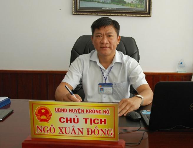 Huyện Krông Nô: Quyết tâm tạo diện mạo mới