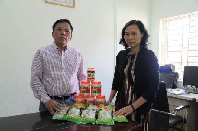 Công ty cổ phần Nông lâm sản Kim Bôi: Xây dựng thương hiệu nông sản Hòa Bình