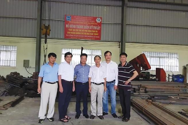 Công ty TNHH Cơ Khí Nam Định: Điểm sáng trong bức tranh công nghiệp tỉnh