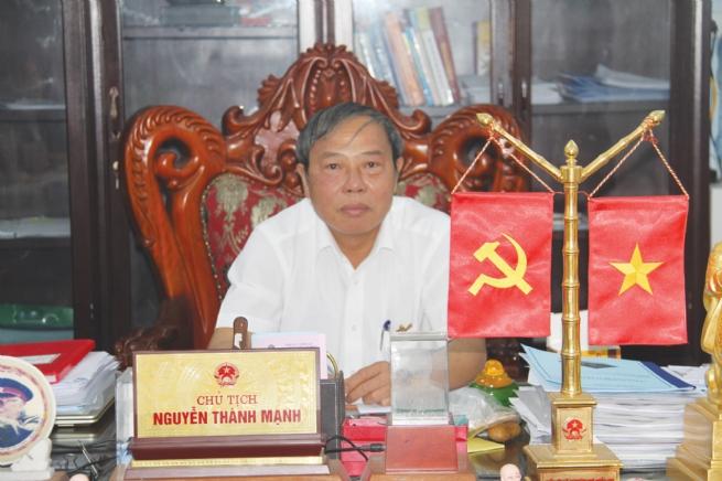 Huyện Giao Thủy: Phát triển công nghiệp là  nhiệm vụ trọng tâm