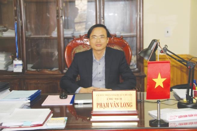 """Huyện Mỹ Lộc: Tập trung khai thác vị thế """"cửa ngõ"""""""