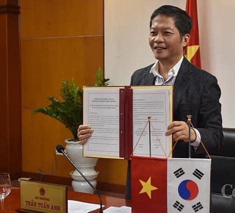 Bộ Công Thương thúc đẩy giao thương với Hàn Quốc