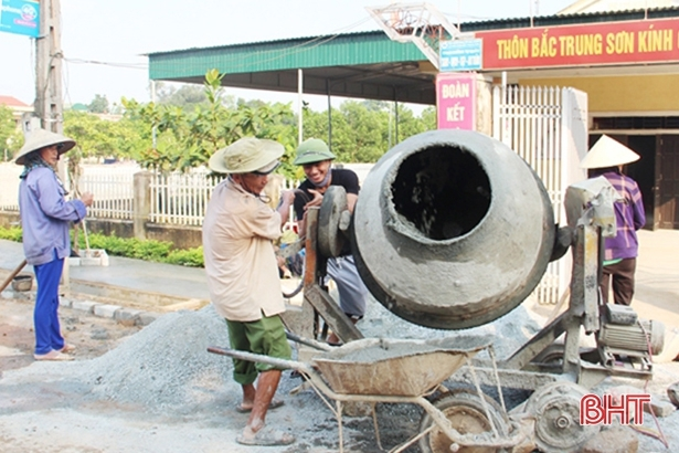 Ha Tinh Completes Pilot Project to Reach New Rural Standards before 2025