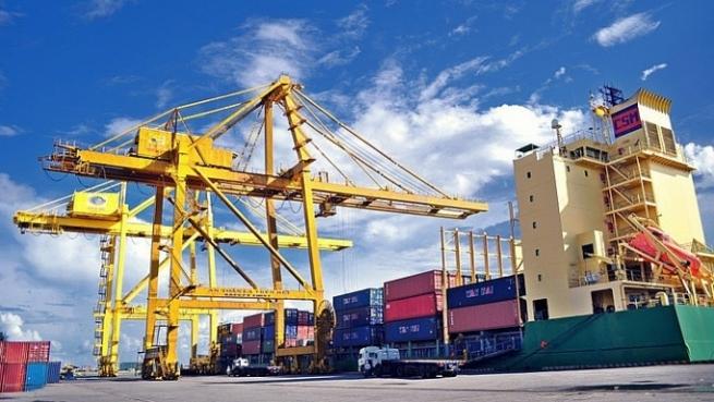 """Xuất khẩu hàng hóa: Chờ sức bật từ """"chiếc lò xo"""""""