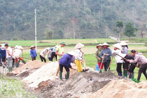 Ha Giang: Every Village and Family Engaged in Rural Development