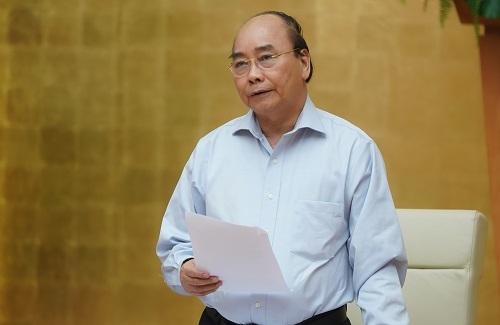 Thủ tướng chủ trì họp Thường trực Chính phủ về COVID-19