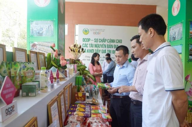 Cơ hội xuất khẩu các sản phẩm OCOP