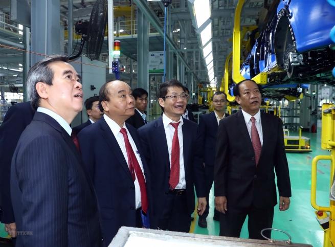 """Khu kinh tế mở Chu Lai: Hợp lực cùng doanh nghiệp,  vững vàng """"cất cánh"""""""