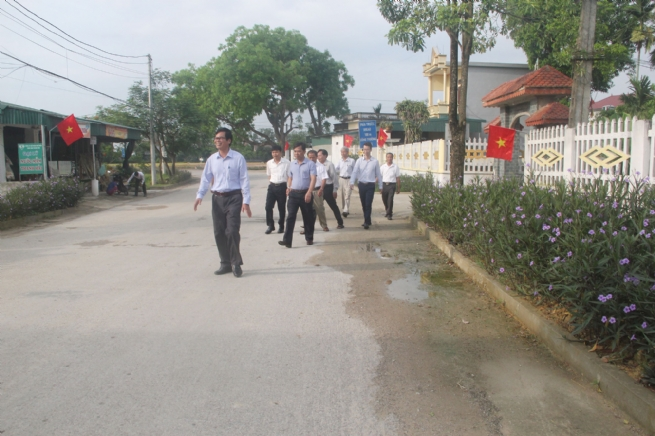 Thanh Hoa Has 12 Villages Meeting New Model Countryside Standards
