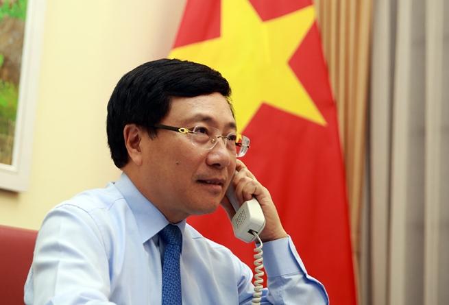 Việt Nam, Na Uy chia sẻ quan điểm chung về nhiều vấn đề quốc tế