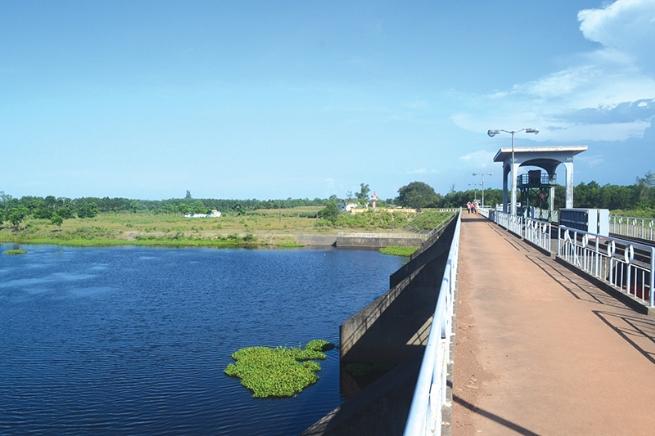 Ngành thủy lợi: Đảm bảo nguồn nước  phục vụ sản xuất nông nghiệp