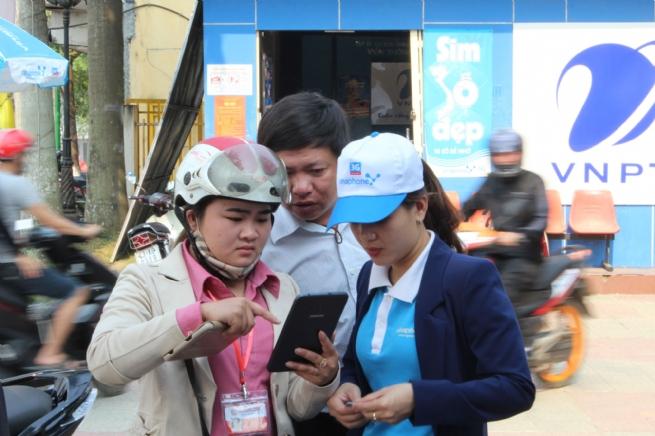 VNPT Quảng Trị góp phần đẩy mạnh cải cách hành chính