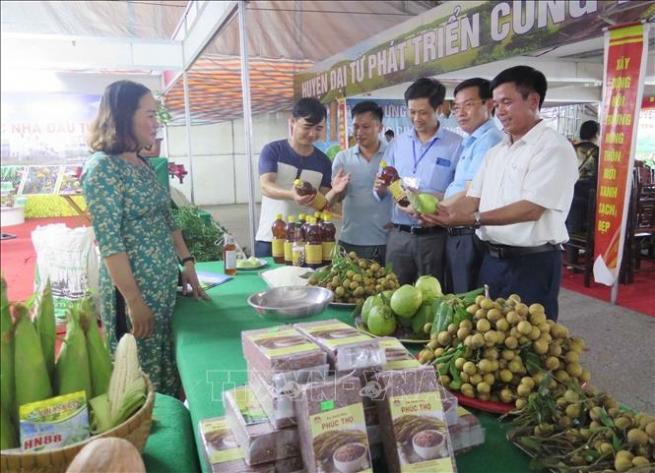 Nâng cao giá trị sản phẩm nông nghiệp