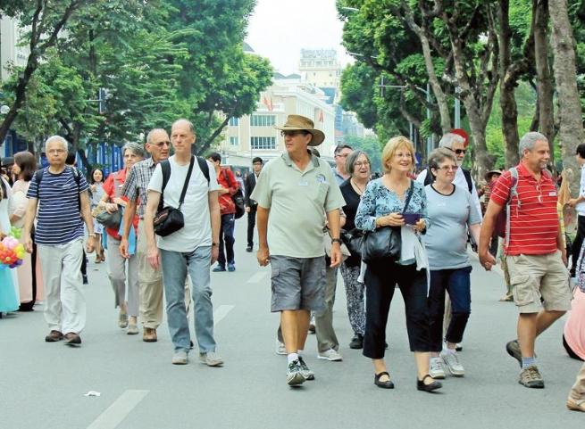 Doanh nghiệp du lịch cấp tập chuẩn bị đón khách quốc tế