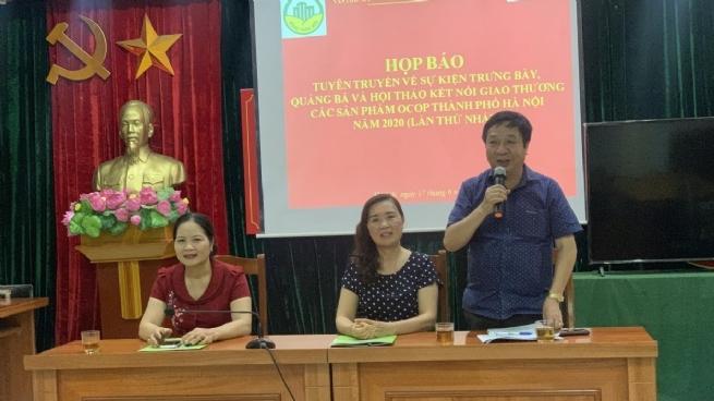 Hà Nội sắp tổ chức chương trình quảng bá, kết nối giao thương sản phẩm OCOP