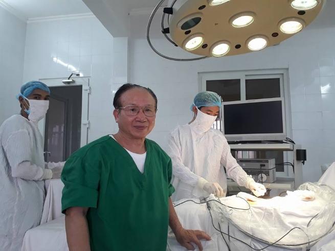 Bệnh viện Đa khoa Hoàng An: Hết lòng vì người bệnh