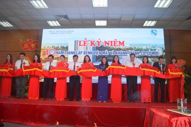 Bệnh viện Mắt Thái Bình: Tạo niềm tin đối với nhân dân