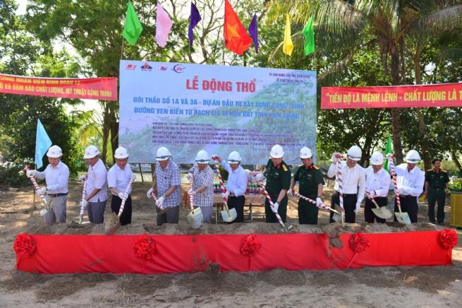 Ban Quản lý dự án đầu tư xây dựng  các công trình giao thông tỉnh Kiên Giang: Quyết tâm hoàn thành kế hoạch  vốn đầu tư công năm 2020