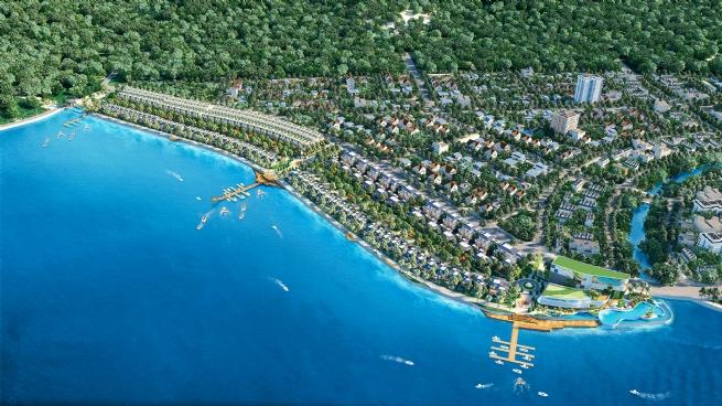 Hà Tiên: Vươn tầm thành phố văn hóa -  du lịch -  sinh thái xanh, sạch, đẹp