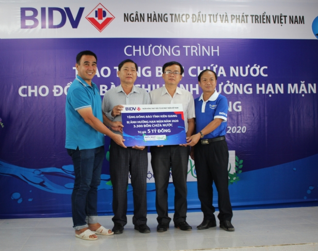BIDV Kiên Giang: Giữ vững vị trí trụ cột trong nền kinh tế địa phương
