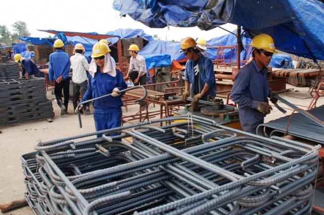 Ngành xây dựng- vật liệu xây dựng: Điều chỉnh thị trường để tái cấu trúc