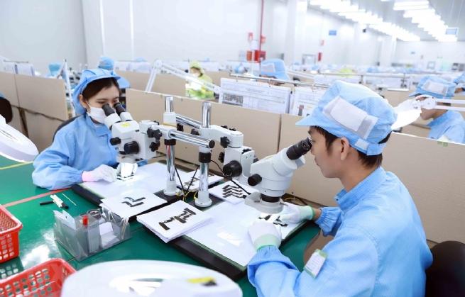 Các doanh nghiệp trong các KCN Vĩnh Phúc sẽ tuyển mới khoảng 2.000 lao động