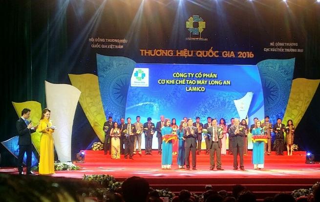 Công ty Cổ phần Cơ khí Chế tạo máy Long An (LAMICO): Gia tăng giá trị lúa gạo Việt Nam