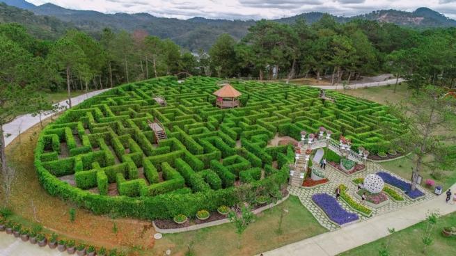 Công ty CP Du lịch Thành Thành Công Lâm Đồng: Mang đến diện mạo mới cho  Thành phố ngàn hoa