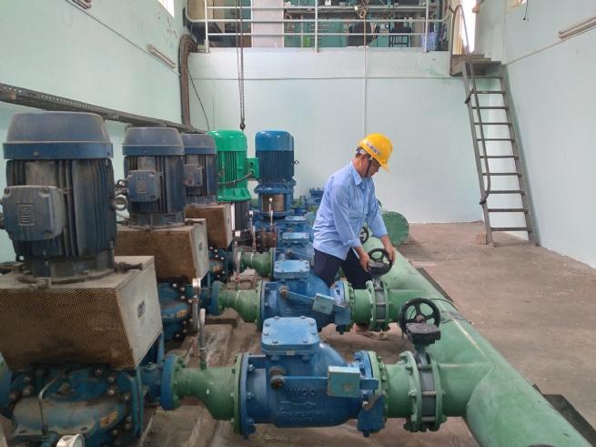 Công ty Cổ phần Cấp nước Bạc Liêu: Đảm bảo cung ứng nước sạch  phục vụ sinh hoạt và sản xuất