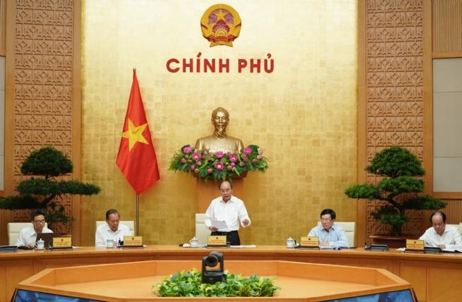 Thủ tướng chủ trì họp với các địa phương về giải ngân vốn đầu tư công