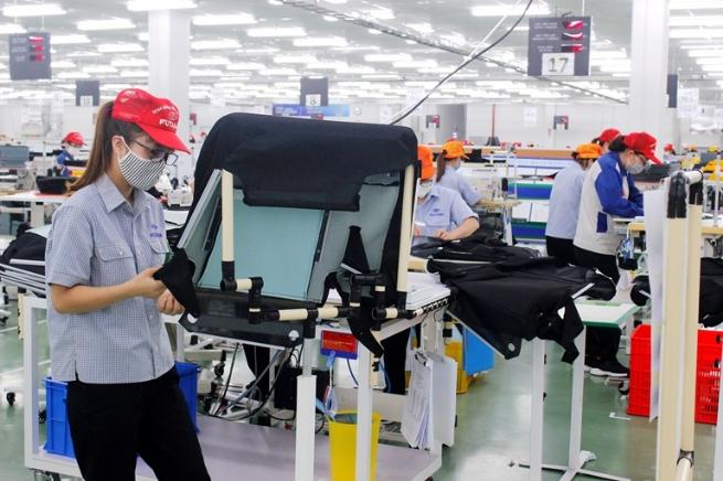 Công ty TNHH Futaba Sangyo Việt Nam: Sản xuất kinh doanh gắn với trách nhiệm xã hội