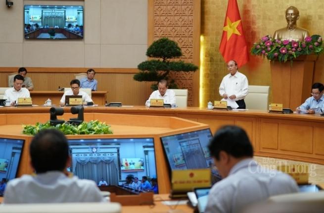 Thủ tướng: Bình tĩnh nhưng cương quyết dập dịch, không để vỡ trận