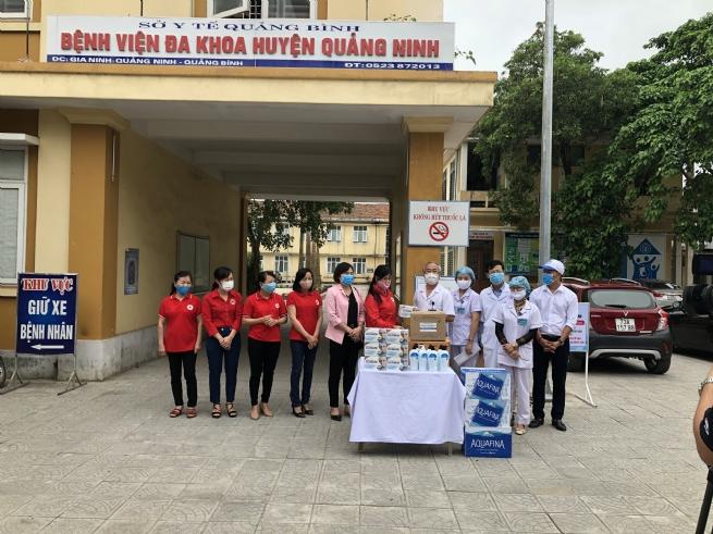 Bệnh viện Đa khoa huyện Quảng Ninh: Vì sự an toàn và  sức khỏe người dân