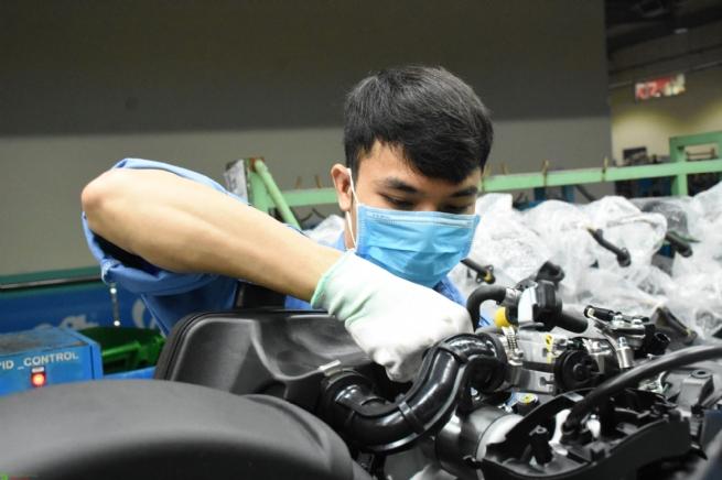 Huyện Bình Xuyên: Giá trị sản xuất công nghiệp 6 tháng đầu năm tăng hơn 17% so với cùng kỳ