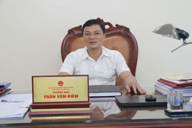 Ha Nam Industrial Zones Authority: Standards Raised for FDI Attraction