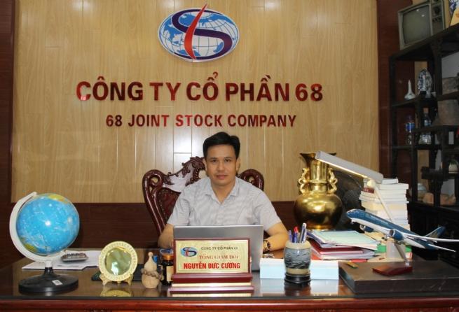 Công ty cổ phần Tập Đoàn 68: Lan tỏa văn hóa doanh nghiệp