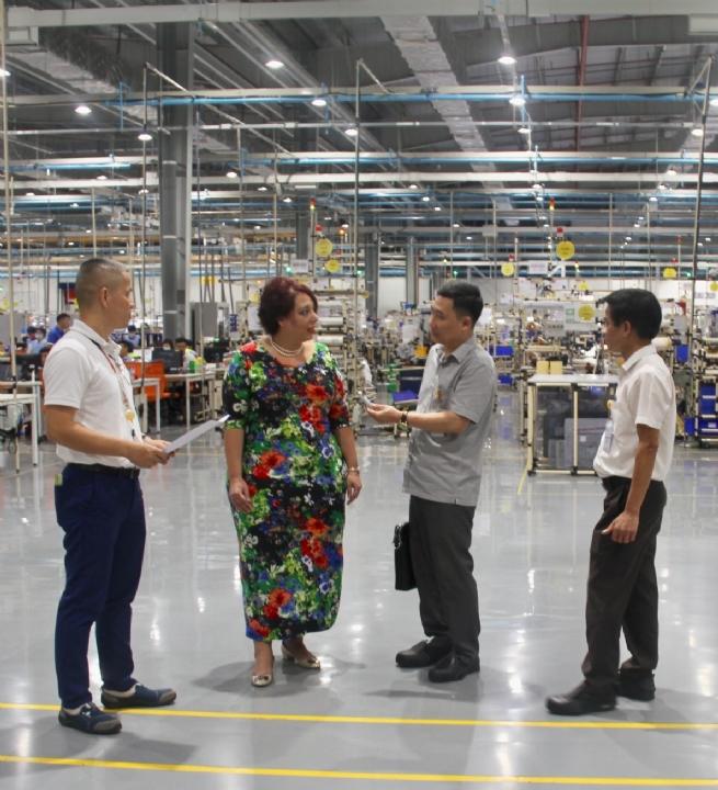 Công ty TNHH Gentherm Việt Nam: Mẫu hình FDI mang tính nhân văn sâu sắc