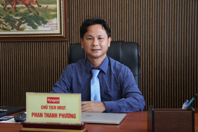 "Entrepreneur Phan Thanh Phuong ""Quality is the Life of the Business"