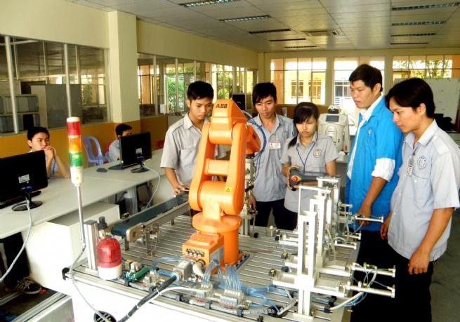 VSVC: Hạt nhân đào tạo nghề chất lượng