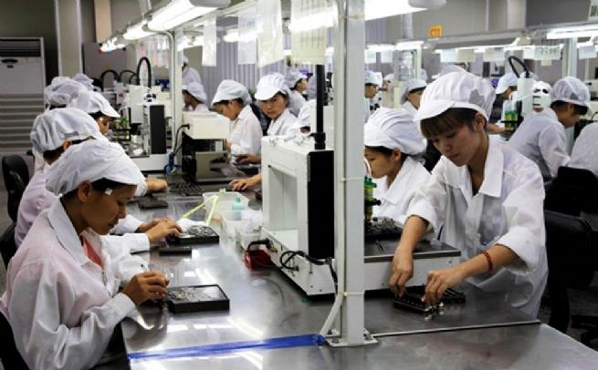 Doanh nghiệp FDI đóng góp tích cực vào sự phát triển kinh tế - xã hội của tỉnh Vĩnh Phúc