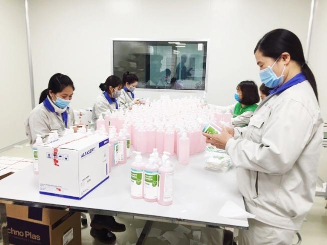 Công ty Cổ phần Công nghệ Lavitec: Đổi mới công nghệ nâng cao chất lượng sản phẩm