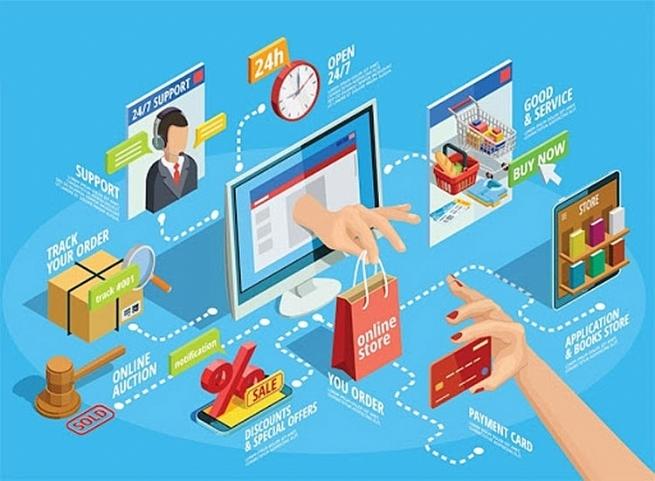 Thương mại điện tử: Tiền đề quan trọng của nền kinh tế số