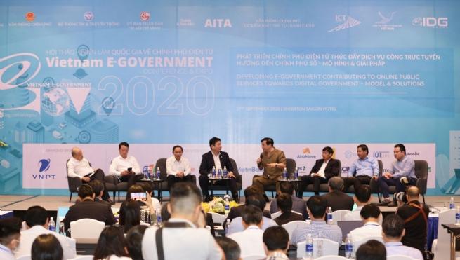 Phát triển Chính phủ điện tử thúc đẩy cung cấp dịch vụ công trực tuyến hướng đến Chính phủ số