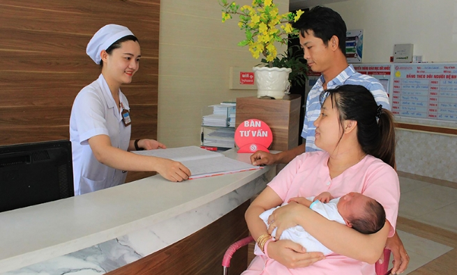 Can Tho Obstetrics Hospital - Completely Trusted Address for Pregnant Women and Patients
