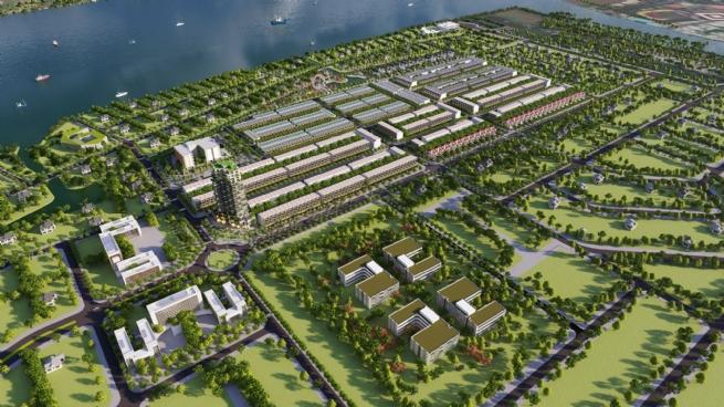 Goldland Con Khuong Creating Green Community