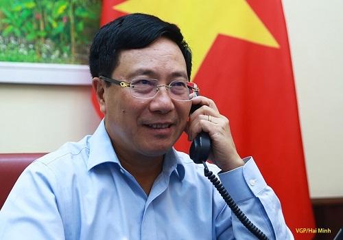 Việt Nam, Đức cùng hợp tác đưa quan hệ ASEAN-EU lên Đối tác chiến lược