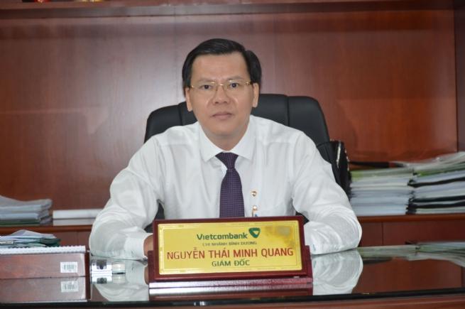 """Vietcombank Bình Dương: Khẳng định vai trò """"bà đỡ"""" của nền kinh tế"""