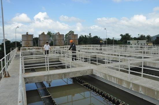 Công ty CP Cấp thoát nước Bình Ðịnh: Cung cấp nước sạch  an toàn, chất lượng