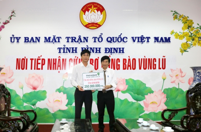 Vietcombank Bình Định: Góp phần đưa kinh tế địa phương  phát triển nhanh hơn, bền vững hơn